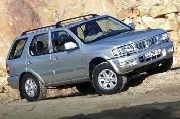 Opel Frontera Wagon