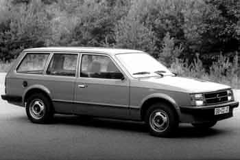 Opel Kadett Combi