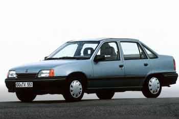 Opel Kadett Specs