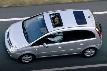 opel meriva 1 7 cdti maxx manual 2004 2005 100 ks 5 vrata auto specifikacije. Black Bedroom Furniture Sets. Home Design Ideas