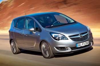Opel Meriva 1.4 Turbo 120hp ecoFLEX Edition