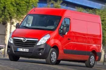 Opel Movano Combi