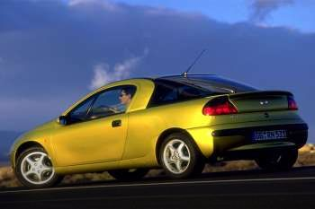 opel tigra 1995 pictures opel tigra 1995 images 4 of 4. Black Bedroom Furniture Sets. Home Design Ideas