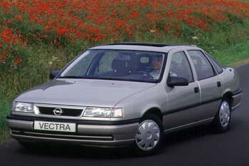 1992 Opel Vectra 4 Door Specs Cars Data Com