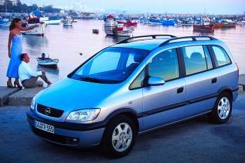 1999 opel zafira 5 door specs cars data com rh cars data com opel zafira b user manual opel zafira user guide