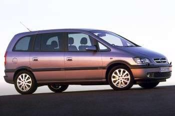 2003 opel zafira 5 door specs cars data com rh cars data com vauxhall zafira manual 2005 vauxhall zafira manual 2005