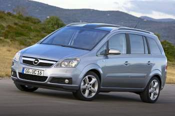 opel zafira images galleries with a bite. Black Bedroom Furniture Sets. Home Design Ideas