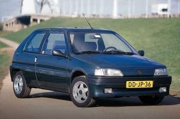 1991 Peugeot 106