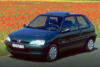 peugeot 106 xs 1 4 manual 3 door specs cars data com rh cars data com manual peugeot 106 max pdf Peugeot 306