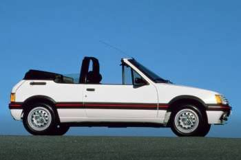 Peugeot 205 Cabriolet