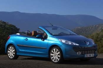 2007 Peugeot 207 CC