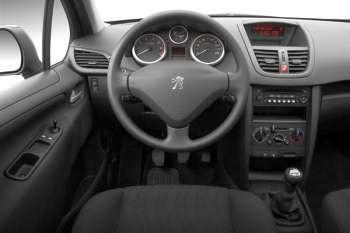 peugeot 207 rc, manual, 2007 - 2009, 175 hp, 3 doors technical