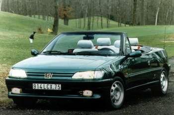 1994 Peugeot 306 Cabriolet