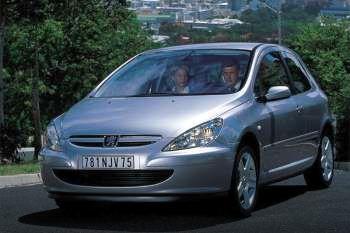 Peugeot 307 models | cars-data.com