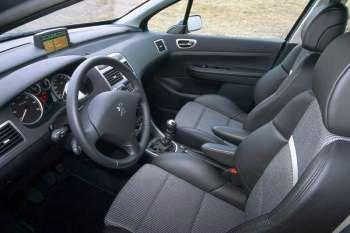 peugeot 307 xr 1.4 hdi, manual, 2002 - 2004, 70 hp, 3 doors