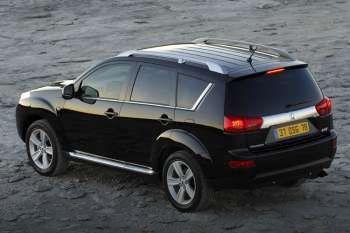 Peugeot 4007 ST 2.4, , 2007 - 2011, 170 Hp, 5 doors ...