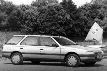 1988 Peugeot 405 Break
