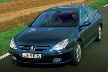 2000 Peugeot 607