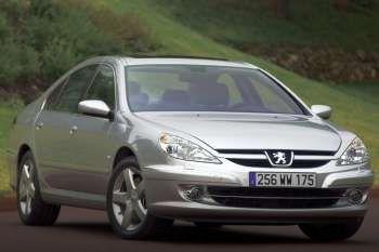 2005 peugeot 607 4 door specs cars data com rh cars data com Peugeot 406 Peugeot 608