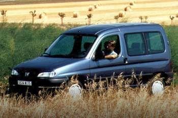 1997 Peugeot Partner