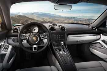 Porsche 718 Cayman