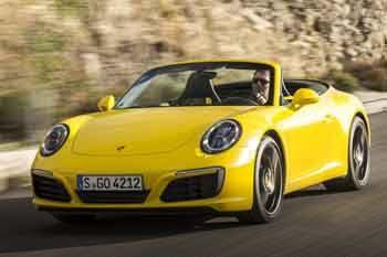 Porsche 911 Cabriolet