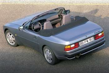 Porsche 944 Cabriolet