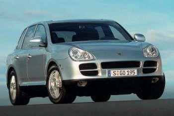 2002 Porsche Cayenne