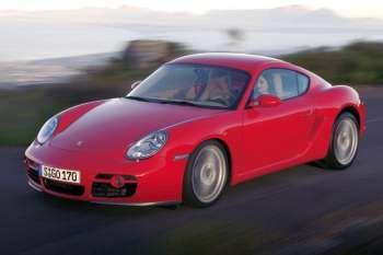 2005 Porsche Cayman