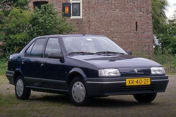 1989 Renault 19 Chamade