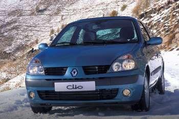 Renault Clio Sport 20 16V Manual 2004  2005 182 Hp 3 doors