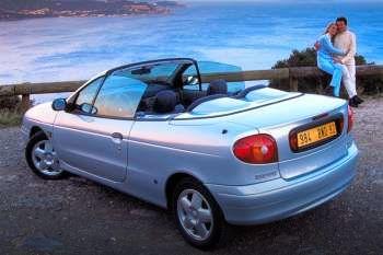 1999 renault megane cabriolet 2 door specs cars data com rh cars data com Renault Megane Cabrio 2.0 workshop manual for renault megane convertible