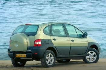 Renault Scenic Rx4 2001