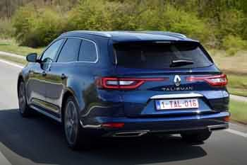 renault talisman estate tce 200 initiale paris 2016 present 200 hp 5 doors technical. Black Bedroom Furniture Sets. Home Design Ideas