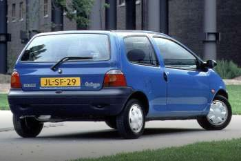 renault twingo manual 1993 1996 55 hp 3 doors technical specifications. Black Bedroom Furniture Sets. Home Design Ideas