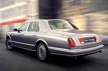 Rolls-Royce Silver Seraph