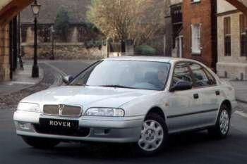 rover 620 si manual 4 door specs cars data com rh cars data com 300 Rover Rover 800