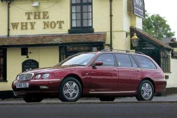 2001 Rover 75 Tourer