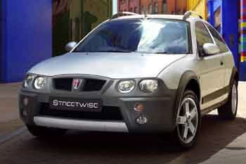 2003 Rover Streetwise