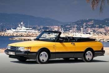 1986 Saab 900 Cabrio