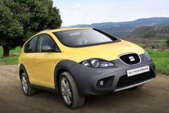 2007 Seat Altea FreeTrack