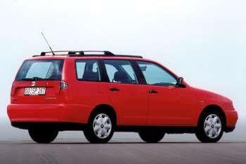 seat cordoba vario 1998 5 door wagon gasolina o diesel. Black Bedroom Furniture Sets. Home Design Ideas
