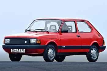 1984 Seat Fura