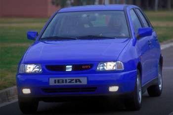 1996 seat ibiza 5 door specs cars data com rh cars data com manual de taller seat ibiza 97 pdf manual taller seat ibiza 97