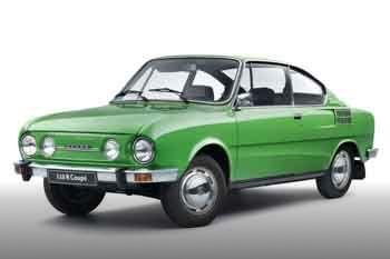 1978 Skoda 110 R Coupe