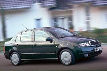 2001 Skoda Fabia Sedan
