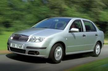 Skoda Fabia Sedan