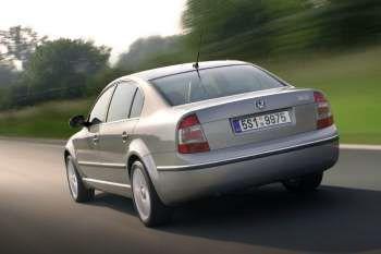 2006 skoda superb 4 door specs cars data com rh cars data com Skoda Superb 2010 New Skoda Superb