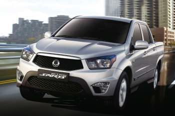 SsangYong Ssangyong Actyon Sports
