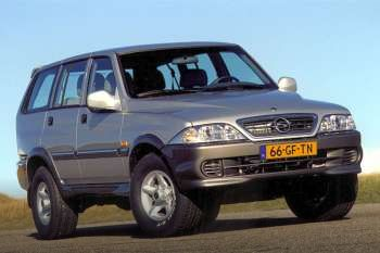 SsangYong Ssangyong Musso